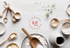 """Check out this @Behance project: """"Rouge Patisserie.- Branding"""" https://www.behance.net/gallery/46002089/Rouge-Patisserie-Branding"""