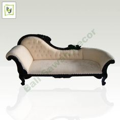 White Deluxe Sofa