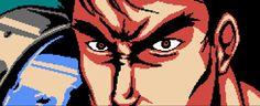 Oniken Review: Falling In That Pit Like It's 1988 - http://leviathyn.com/pc/2014/02/06/oniken-review-falling-pit-like-1988/