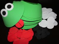 Frog Foam Visor Kit