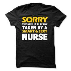 Taken By a Nurse - Shirt SKU: 49297483 (Dog Tshirts)
