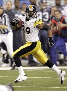 Willie Parker - Pittsburgh Steelers  2004-2009