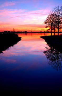 ☾ Ꭶմɳʂҽ৳ʂ & ᎦմɳɽᎥʂҽʂ ☼ ~ Sunset Silhouette