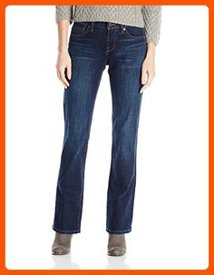 Lucky Brand Women's Mid Rise Easy Rider Bootcut Jean, Baker Beach, 26 x 34 (US 2) - All about women (*Amazon Partner-Link)