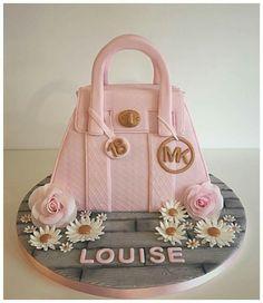 Birthday Cakes For Women Girly Bag Cake Decorating Ladies