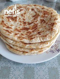 Katmer (Akşam Yoğur Sabah Pişir) – Nefis Yemek Tarifleri Beignets, Turkish Breakfast, Bread Rolls, Easy Dinner Recipes, Food Art, Food And Drink, Cooking, Ethnic Recipes, Chop Saw