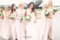 Wedding photography - Bridesmaids - Wings Of Glory Photography - WWW.WingsOfGloryPhotography.com