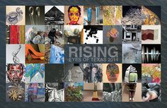 Rising Eyes of Texas | An Annual Exhibition for Graduate and Undergraduate Students Emerging in the Visual Arts
