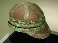 Helmet from Giubiasco, Ticino, Swiss. 1st century BC.
