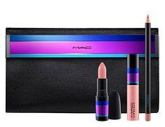 USE:  MAC Enchanted Eve Lip Bag Lipstick Shades, Makeup Lipstick, Makeup Cosmetics, Mac Lip Liner, Mac Lips, Wand Curls, Neutral Colour Palette, Lip Pencil, Enchanted