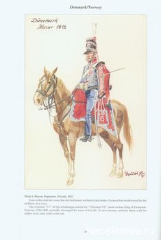 Danemark hussard regiment 1812 Military Art, Military History, Military Uniforms, Norwegian Army, Kingdom Of Denmark, Battle Of Waterloo, War Image, Napoleonic Wars, Empire