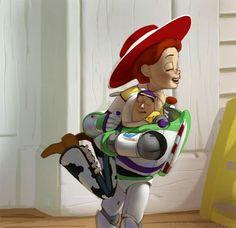 Jessie y Buzz