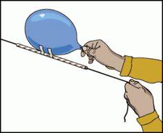 Prayer Balloon Activity