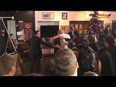 Szpilka - Zimnoch: bójka na konferencji prasowej