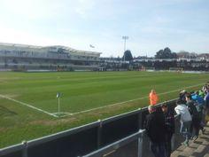Bristol Rovers away 2013/14