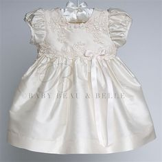 Baby Girl Christening Dress - Penelope Christening/Baptism Collection - Designer Gowns & Dresss
