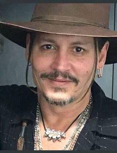 Johnny Depp Jan 2018