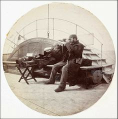 Kodak Sailor Life, 1880-1890