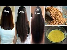 A Magical Effective Remedy to Stop Hair Fall and Grow Hair Faster Naturally. This Remedy also Treat Baldness and Regrow Hair Naturally. This is an amazing remedy for excessive hair loss that is proven for hair regrowth For this remedy you will need F Hair Remedies For Growth, Hair Growth Treatment, Hair Growth Oil, Grow Natural Hair Faster, Grow Long Hair, Grow Thicker Hair, Longer Hair Faster, Fenugreek For Hair, Regrow Hair Naturally