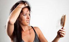 Haarausfall auf natürliche Art stoppen