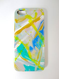 iPhone 5/5s Cellphone Case Abstract Original by KamaraLarryStudio, $55.00