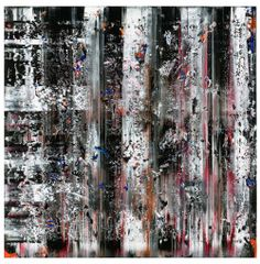 Stanley Casselman (American, b. 1963), Luminor 6-92, 2015. Acrylic on canvas, 165 x 165 cm.