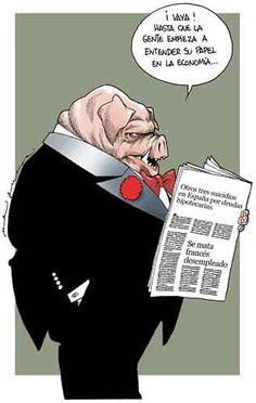 ¿Y tú, aceptas tu lugar en la economía?   Haz algo!: @WikipartidoMx - La Jornada: Cartones