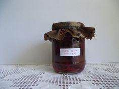 Ecetes szilva - különleges savanyúság húsokhoz - Háztartás Ma Wine, Drinks, Bottle, Drinking, Beverages, Flask, Drink, Jars, Beverage
