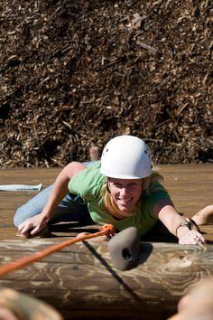 Zipline Adventures in Glenwood Springs, Colorado with Rock Climbing, Challenge Course, Biking, Rafting and more!