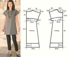 Por su diseño de corte práctico y funcional, esta prenda puede llevarse como blusón, con pantalones o legins debajo, o como vestido corto de verano. Para confeccionarlo escoge una pieza de tela de … Names, Did You Know, Backpacks, Women's Fashion