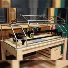 Diy Cnc Router, Cnc Lathe, Cnc Woodworking, Craftsman Living Rooms, 3d Printer Designs, 3d Cnc, Maker Shop, Cad Cam, Diy Workshop
