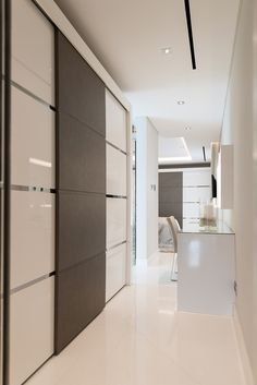 Sliding wardrobes to master bedroom from HG Design Solutions