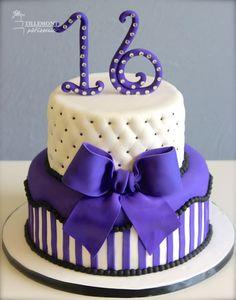Sweet 16 Camo Birthday Cakes  purple | Purple Sweet 16 Birthday Cakes Purple with bling - dco mauve Camo Birthday Cakes, Birthday Cake Shots, Sweet 16 Birthday Cake, Birthday Cake Pictures, Birthday Cake Girls, 16th Birthday, Purple Birthday, Sweet Sixteen Cakes, Sweet 16 Cakes
