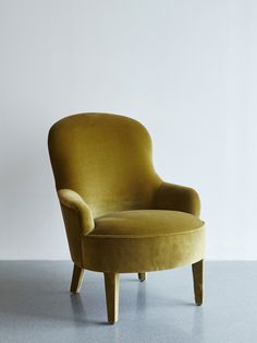 Armchair, fully upho
