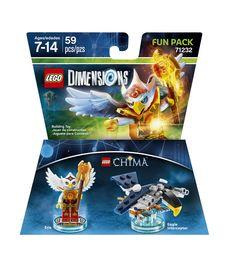 Amazon.com: Chima Eris Fun Pack - LEGO Dimensions: Video Games