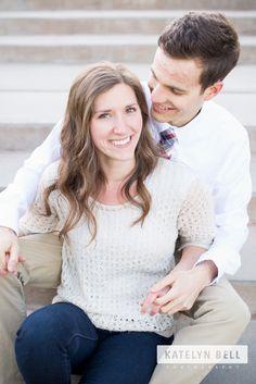 Rexburg Idaho Photographer - Engagement Session - Katelyn Bell Photography #engagements #rexburg #idaho #rexburgphotographer #engagementposes