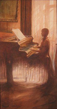 Fantasía de piano