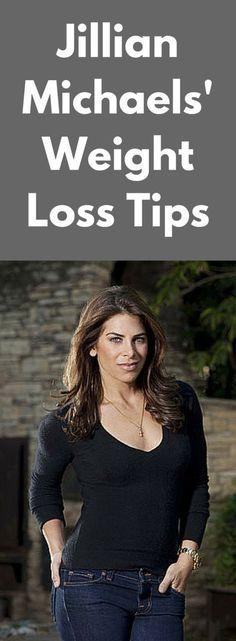 Jillian Michaels' Weight Loss Tips