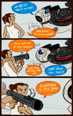APERTURE SCIENCE: ALL DAY, EVERY DAY: Photo