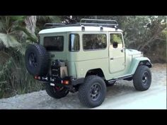 New School ICON Hard Top FJ40 just completed! - YouTube