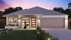 McDonald Jones Homes offers house designs for any lifestyle or life stage. Browse Australian homes to feel carefree every time you walk through the doors. House Roof, Facade House, Exterior House Colors, Interior Exterior, Mcdonald Jones Homes, Australia House, Modern House Facades, Sliding Door Design, Contemporary House Plans