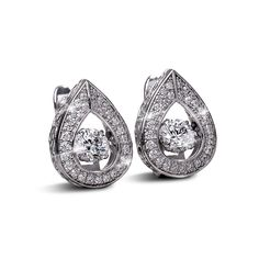 Daniel Steiger Rococo Dancing Collection Earrings