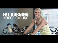 20 Minute Spin Class Workout (FAT BURNING INDOOR CYCLING!!) - YouTube
