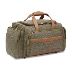 Amazon.com  Hartmann Luggage Tweed Classic 21 Inch Carry-On Duffel, Walnut ceadc5bc7b