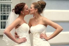 Lesbian civil partnership readings