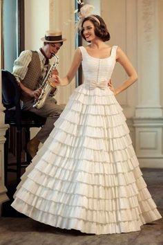 Tatiana Kaplun 2015 Jazz Sounds Wedding Dresses Collection Part 2 ~ GLOWLICIOUS