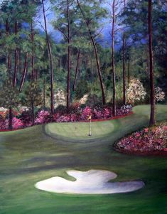 Augusta National...home of the Masters Golf Tournament #PlayABetterGolfGame