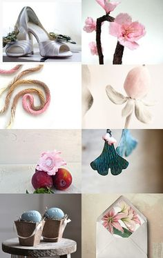 shades of summer by ms blue on Etsy--Pinned with TreasuryPin.com