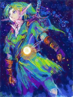 The Legend of Zelda, Link / 「リンリン詰め詰め」/「きりたんぽ」の漫画 [pixiv] [07]