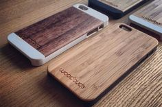 Woodbuds iPhone Cases – $48